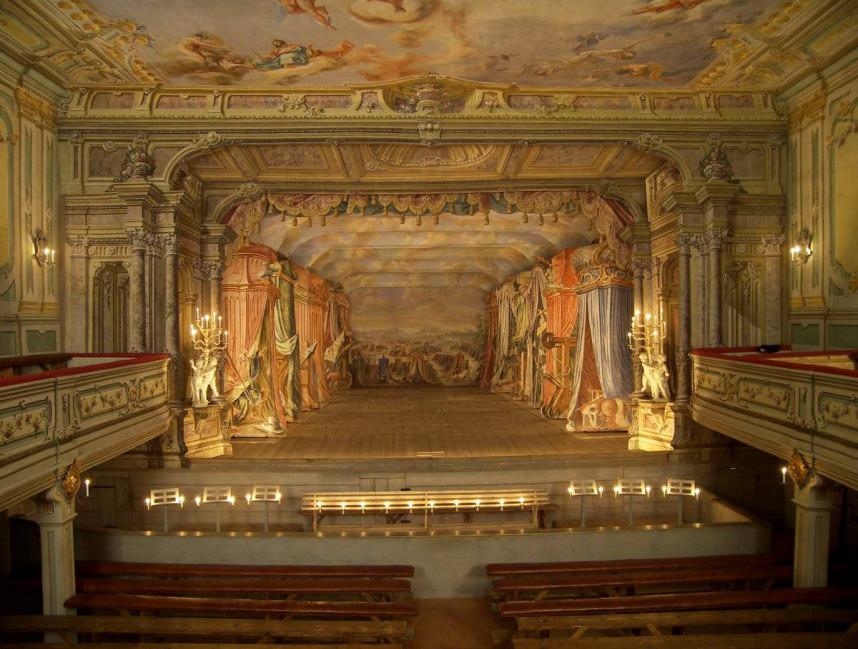 Cesky Krumlov Castle Theater