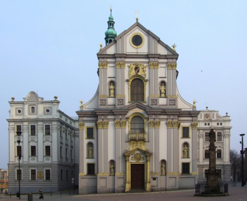 Church, Usti nad Labem