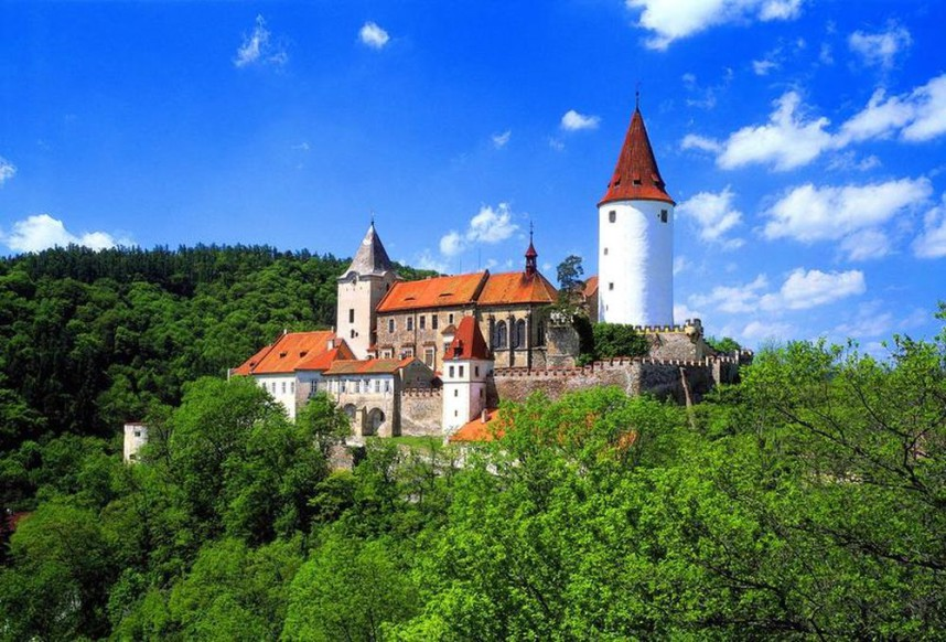 Fortress, Zlin