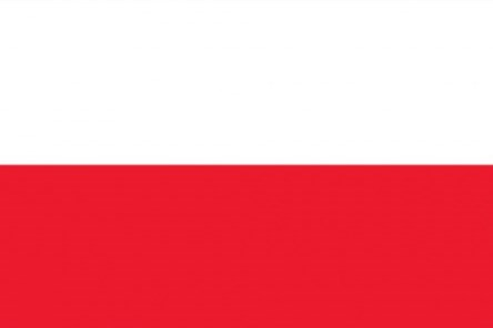Czech flag in Bohemia