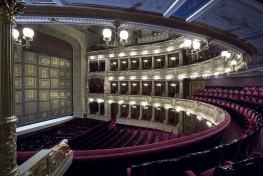 Theaters in Czech Republic