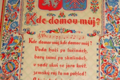 National anthem of the Czech Republic
