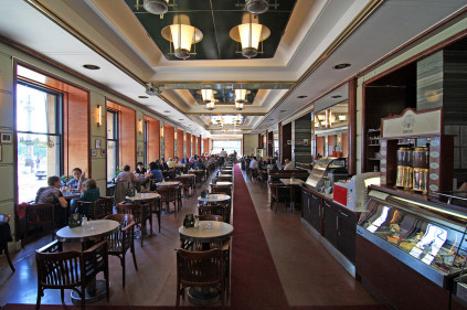 Czech cafes