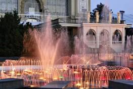 Krizik Fountain