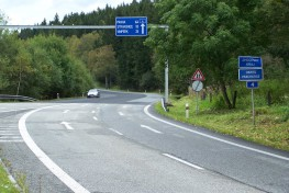 Best driving routes in the Czech Republic