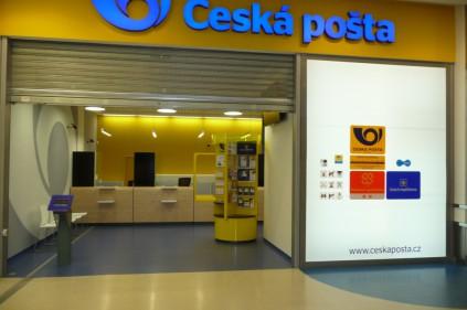 Czech postal system