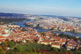 The best views of Prague
