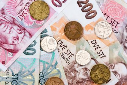 Сzech currency