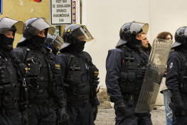 The Czech police will get new uniforms in 2016