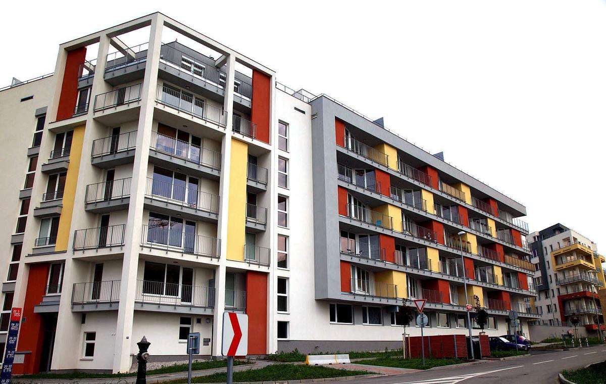 The Czech property prices