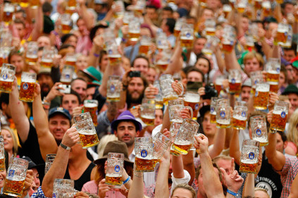 Famous Czech Beer Festival