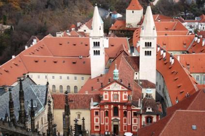 Medieval castles in Czech Republic