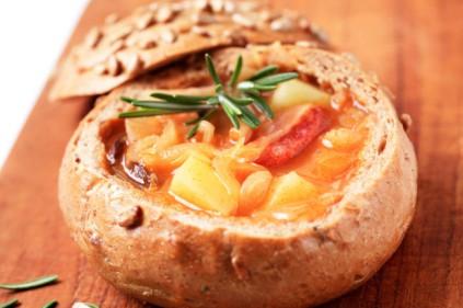 History of Czech cuisine