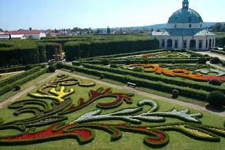 Kromeriz Gardens