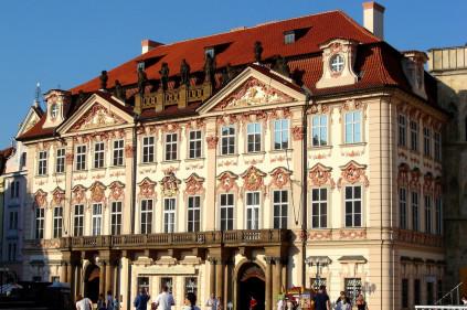 Czech palaces