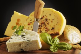 Cheeses in the Czech Republic