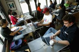 Getting Internet access in the Czech Republic
