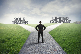 Sole trader versus LLC