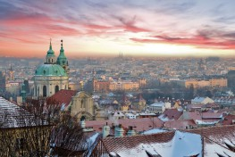 Starting a business in Prague