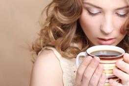 Drinking coffee in the Czech Republic